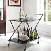 Barrow Serving Cart