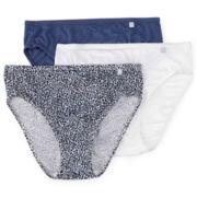 Jockey® Elance® Supersoft 3-pk. French-Cut Panties - 2071