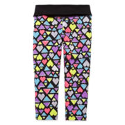Xersion™ Print Jogging Capris - Girls 7-16 and Plus