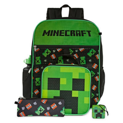 Minecraft Backpack Color Multi Jcpenney