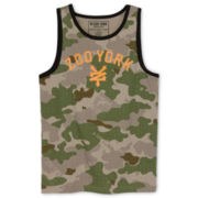 Zoo York® Camo Tank Top - Boys 8-20