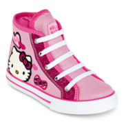 Hello Kitty® Alexis  Girls High Tops - Toddler
