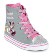 Disney® Minnie Mouse  Girls High Tops - Toddler