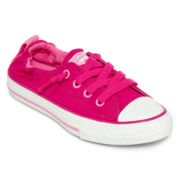 Converse Chuck Taylor All Star Shoreline Girls Sneakers - Little Kids