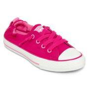 Converse Chuck Taylor All Star Shoreline Girls Sneakers - Little Kids