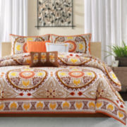 Madison Park Neema 7-pc. Medallion Comforter Set