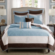 Madison Park Franklin 7-pc. Quilted Coverlet Set
