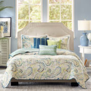 Madison Park Camilla 6-pc. Quilted Coverlet Set