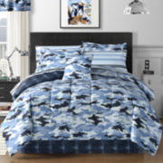 Cadet Camo Complete Bedding Set with Sheets Collection