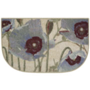 Poppy Parade Kitchen Wedge Rug