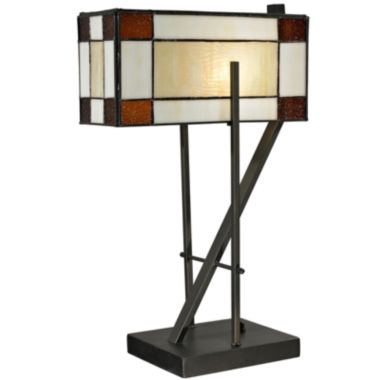 jcpenney.com | Dale Tiffany™ Diamond Hill Table Lamp
