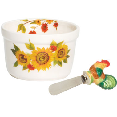 jcpenney.com | Pfaltzgraff® Rooster Meadow Dip Mix Set