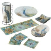 Majestic Beauty Dinnerware Collection
