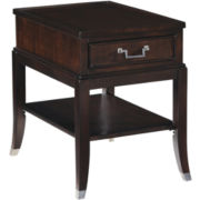 "Langtry Single-Drawer 25"" Rectangular End Table"