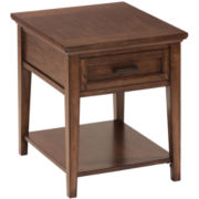 "Cape Cod Single-Drawer 24"" End Table"