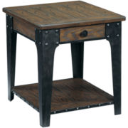 Deerfield Rectangular End Table