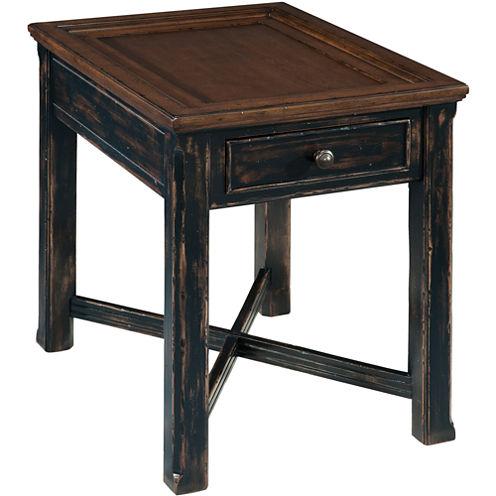 Jonesboro Rectangular End Table