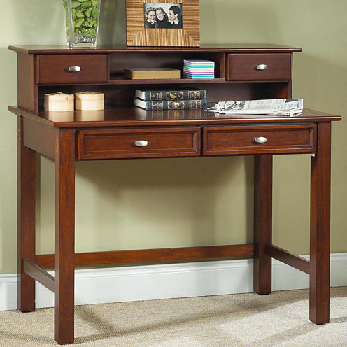 Frankfort Student Desk and Hutch