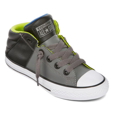 jcpenney.com | Converse Chuck Taylor All Star Axel Boys Leather Sneakers - Little Kids