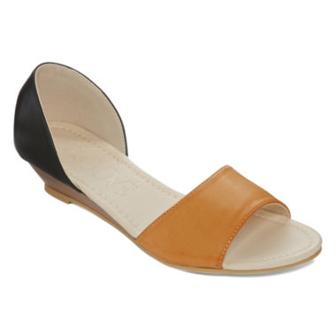 jcpenney.com | Groove Robin Open-Toe Wedge Shoes