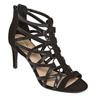 jcpenney.com | Worthington® Valdez Strappy Pump Sandals