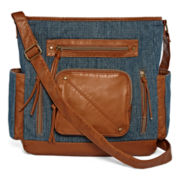 Arizona Single Pocket Denim Tote