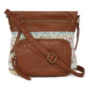 Arizona Single Pocket Multi Crossbody Bag