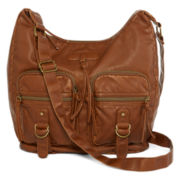 Arizona Double Pocket Hobo Bag