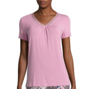 Ambrielle® Knit Tee