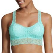 Flirtitude® Lace Racerback Bralette