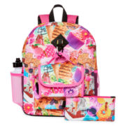 Accessories 22 5-pc. Junk Food Love Backpack