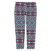 Arizona Print Leggings - Preschool Girls 4-6x