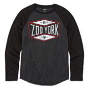 Zoo York® Long-Sleeve Graphic Tee - Boys 8-20