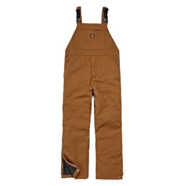 jcpenney.com | Dickies® Sanded Duck Bib Overalls - Boys 8-20
