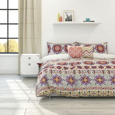 jcpenney.com | Colorfly™ Bliss 3-pc. Duvet Cover Set