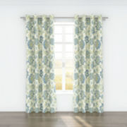 Bella 2-Pack Grommet Curtain