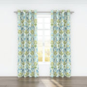 Sasha 2-Pack Grommet Curtain