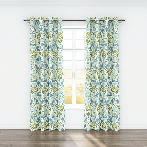 Colorfly™ Sasha 2-Pack Grommet-Top Curtain Panels