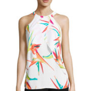 Worthington® Sleeveless Top - Petite
