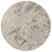 Loloi Kingston Vintage Round Rug