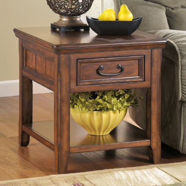 jcpenney.com | Signature Design by Ashley® Woodboro End Table