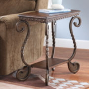 Signature Design by Ashley® Rafferty Chair Side Table