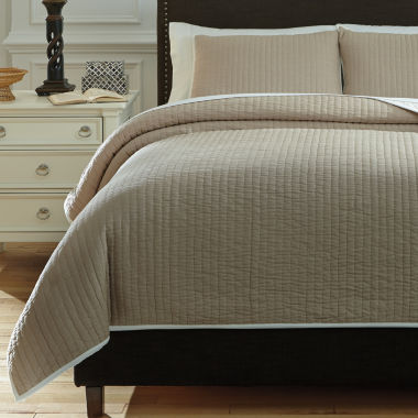 jcpenney.com | Signature Design by Ashley® Orson 3-pc. Coverlet Set
