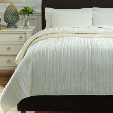 jcpenney.com | Signature Design by Ashley® Solsta 3-pc. Coverlet Set
