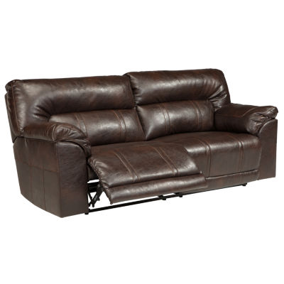 signature design by ashley 2seat reclining sofa