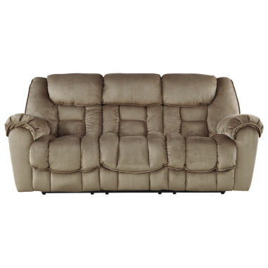 jcpenney.com | Signature Design by Ashley® Jodoca Reclining Sofa