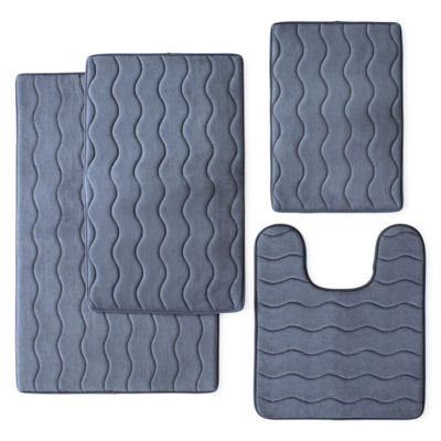 Memory Foam Bath Rug Collection Jcpenney