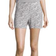 Ambrielle® Knit Sleep Shorts