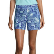 Ambrielle® Knit Sleep Shorts