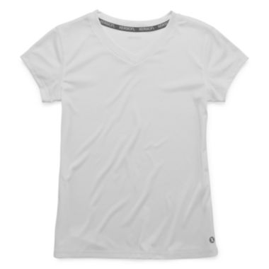 jcpenney.com | Xersion™ Quick-Dri Short-Sleeve Tee - Girls 7-16 and Plus
